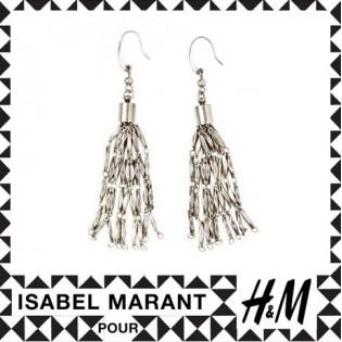 Серьги Isabel Marant pour H&M