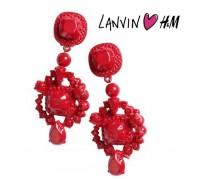 Серьги Lanvin at H&M
