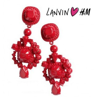 Серьги Lanvin at H&M